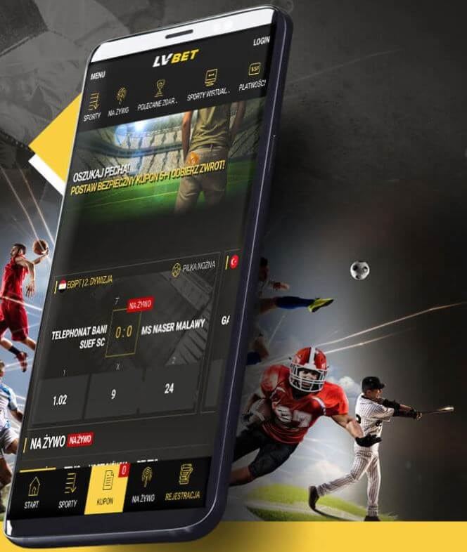 LV BET mobile